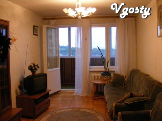 Rent a house. Species . - Apartments for daily rent from owners - Vgosty