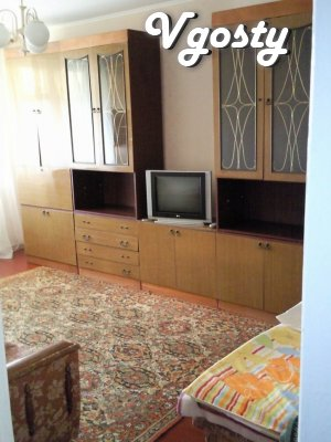 1 bedroom apartments in Kremenchug - Apartments for daily rent from owners - Vgosty