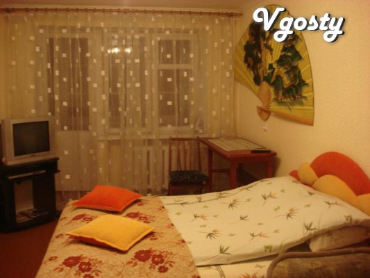 1 bedroom apartment in the city center - Apartments for daily rent from owners - Vgosty