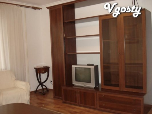 2-bedroom apartment Kremenchug - Apartments for daily rent from owners - Vgosty