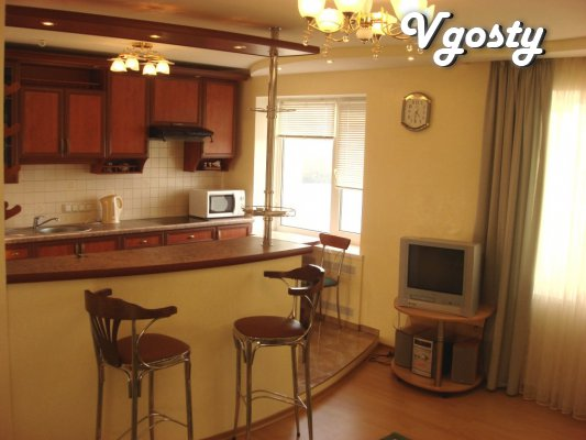 Rent Class Suite Kremenchug - Apartments for daily rent from owners - Vgosty
