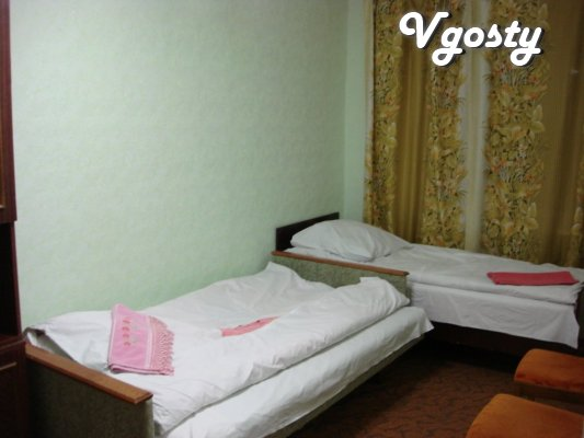 Announcement: 1 day - 240.00 UAH. 3 - 5 days - 230.00 UAH. 6 - - Apartments for daily rent from owners - Vgosty