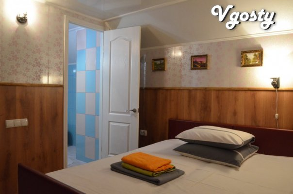 SaleSale for 2 people, new, online - Apartments for daily rent from owners - Vgosty
