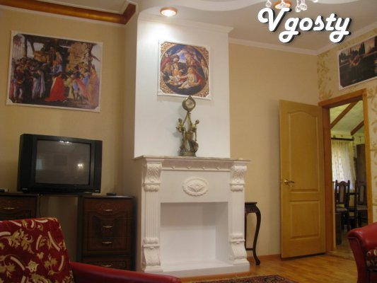 Rent apartment in classic style - Apartments for daily rent from owners - Vgosty