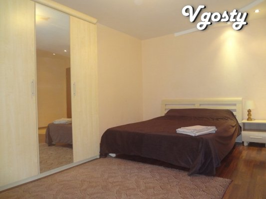 For rent 1 room. in the city center - Apartments for daily rent from owners - Vgosty