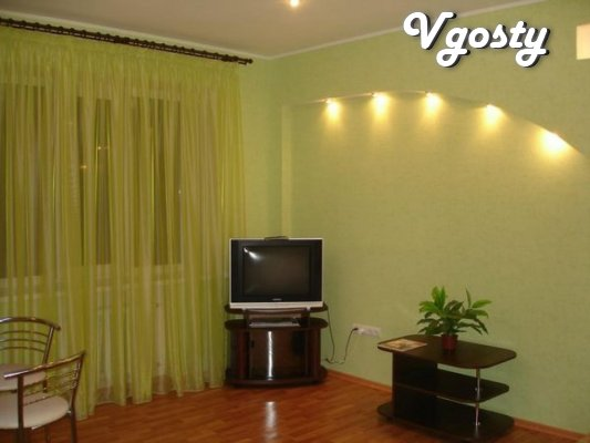 Rent 2 rooms. m. in Lugansk - Apartments for daily rent from owners - Vgosty