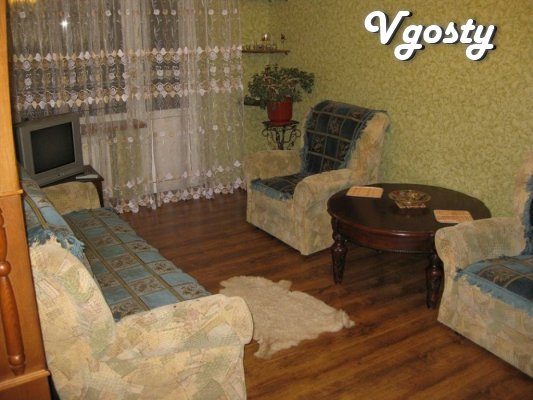 3 BR. Apartment for rent - Apartments for daily rent from owners - Vgosty
