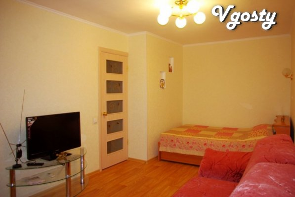 1 room. Eurolux in the city center - Apartments for daily rent from owners - Vgosty