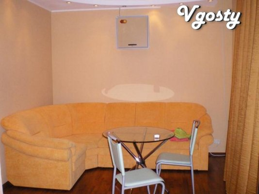 SHORT 2 rooms for rent. square. - Apartments for daily rent from owners - Vgosty