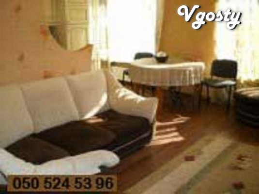 Rent four-bedroom. apartment - Apartments for daily rent from owners - Vgosty