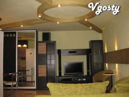 Eurolux in the city center - Apartments for daily rent from owners - Vgosty