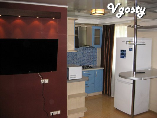 For rent 1 room. suite in the center of Lugansk. - Apartments for daily rent from owners - Vgosty