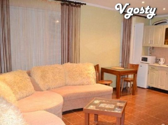 2 BR. Evrolyuks in the center of Lugansk. - Apartments for daily rent from owners - Vgosty