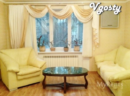 Posutochon 3 BR. evrokvartira in the center of the city. - Apartments for daily rent from owners - Vgosty