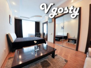 Apartment in the center of Lugansk SHORT! - Apartments for daily rent from owners - Vgosty