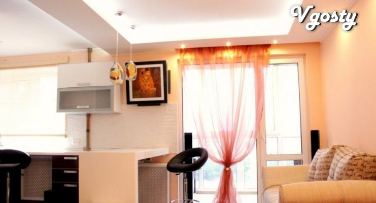 Luxury apartment in the center of Lugansk - Apartments for daily rent from owners - Vgosty