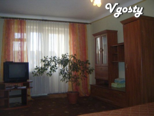 Area w / train station , 10 min. to the center - Apartments for daily rent from owners - Vgosty