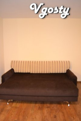The apartment in the city center with renovated and Eurodesign - Apartments for daily rent from owners - Vgosty