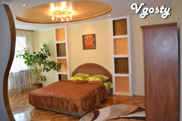 VIP-apartment 5min.do center - Apartments for daily rent from owners - Vgosty