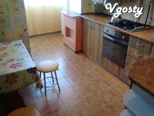 Apartment for rent with WI-Fi in Lutsk - Apartments for daily rent from owners - Vgosty