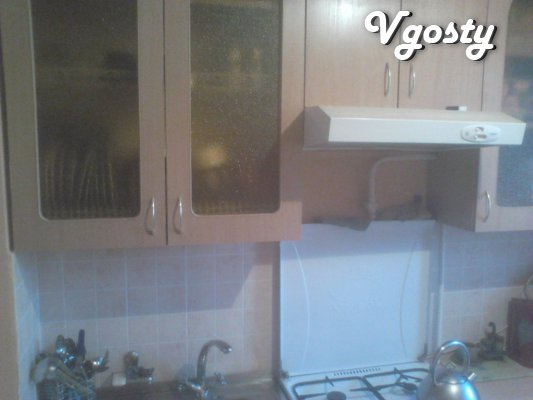 The apartment is near there, soothes, auto vokzalu.Vlasnyk !! - Apartments for daily rent from owners - Vgosty