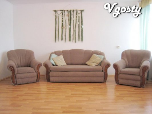 Daily, weekly rentals in Lutsk - Apartments for daily rent from owners - Vgosty