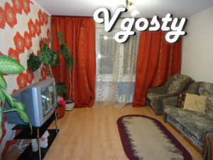 Luxury apartment near the bus station , Wi-Fi - Apartments for daily rent from owners - Vgosty
