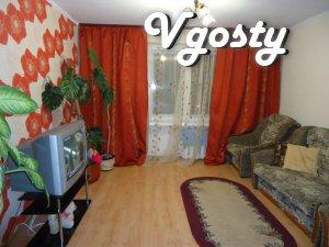 квартира Люкс біля автовокзалу, Wi-Fi - Квартири подобово без посередників - Vgosty