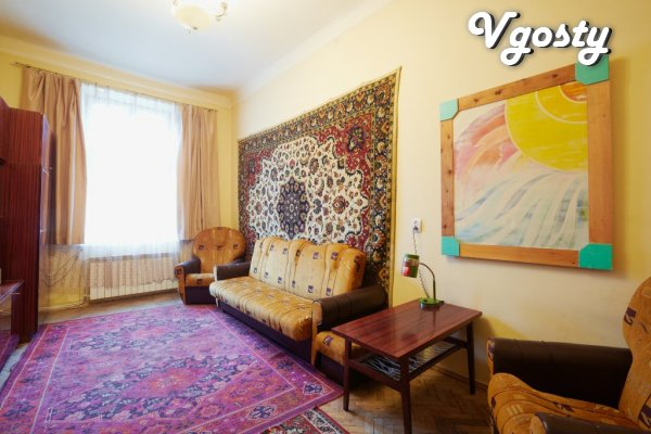 1-bedroom apartment for economy class on Prospect Shevchenko. - Apartments for daily rent from owners - Vgosty