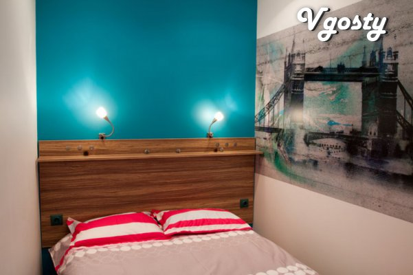Modern apartment in the center of Lviv - Apartments for daily rent from owners - Vgosty