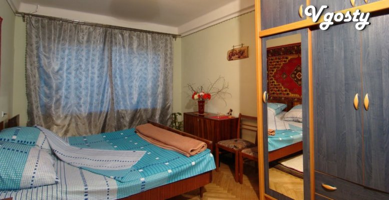 Price 150 USD with a two otdyhayuschih.Esli number of tourists - Apartments for daily rent from owners - Vgosty
