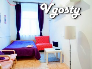 Centre, Market Square, wi-fi - Apartments for daily rent from owners - Vgosty
