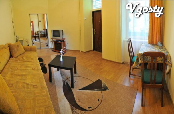 8 min. to Rynok - Apartments for daily rent from owners - Vgosty