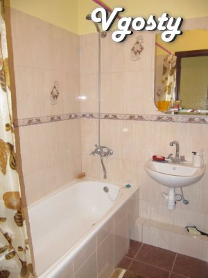 The apartment is in good repair 10 minutes to the city center - Apartments for daily rent from owners - Vgosty