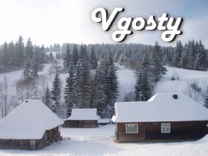 'Russinskaya Hizha'Dom museum in the mountains - Apartments for daily rent from owners - Vgosty