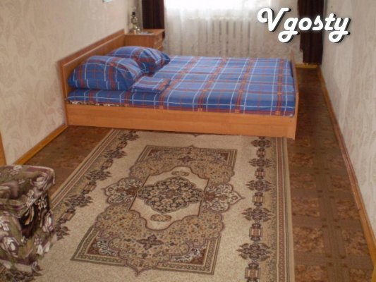 Apartment for rent Mirgorod - Apartments for daily rent from owners - Vgosty