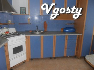 Rent 3 komn.kv. in Mirgorod Gogol 139 - Apartments for daily rent from owners - Vgosty