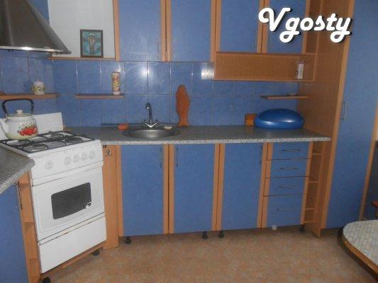 Сдаю 3  комн.кв. в г. Миргород на Гоголя 139 - Mieszkania do wynajęcia przez właściciela - Vgosty