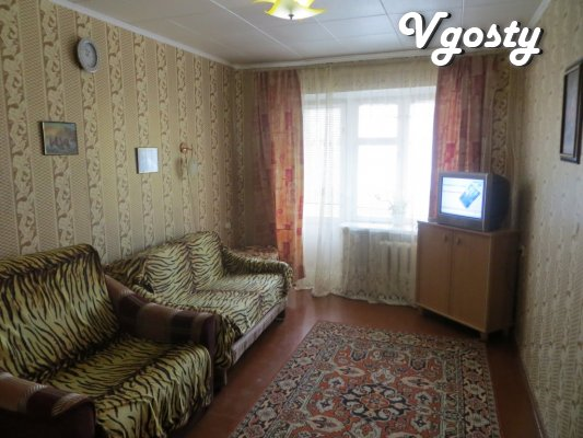 Миргород-курорт-2кв-посуточно - Apartments for daily rent from owners - Vgosty