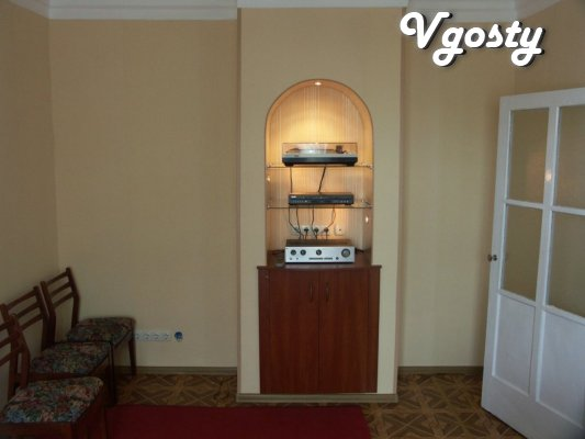 The first house on the resort's arch - Apartments for daily rent from owners - Vgosty
