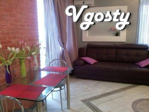 Exclusive VIP apartment (studio) author's design 2014 center - Apartments for daily rent from owners - Vgosty