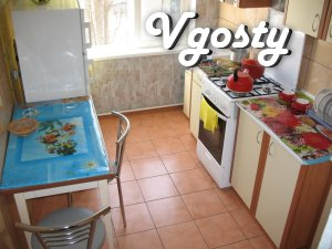 I rent daily 1 room with European-quality repair, Center. - Apartments for daily rent from owners - Vgosty