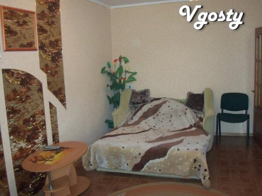 I rent a one-room apartment. Center (Dzerzhinsky-Chkalov) - Apartments for daily rent from owners - Vgosty