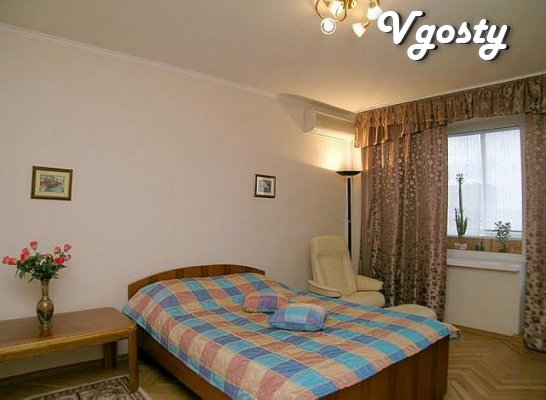 1-room apartment for rent - Apartments for daily rent from owners - Vgosty