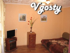 10 minutes of the center - Apartments for daily rent from owners - Vgosty