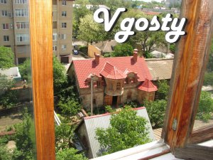 Euro renovation, new furniture, a luxurious king size bed, - Apartments for daily rent from owners - Vgosty