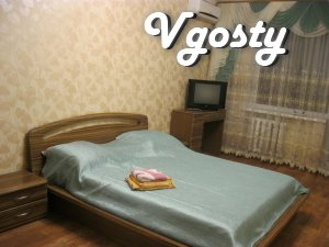 Apartment in the center (Lenin Ave / Dzerzhinsky str.) - Apartments for daily rent from owners - Vgosty