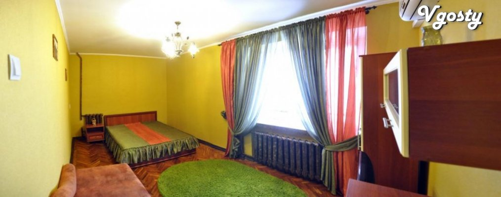Rent in the center of Nikolaev - Apartments for daily rent from owners - Vgosty