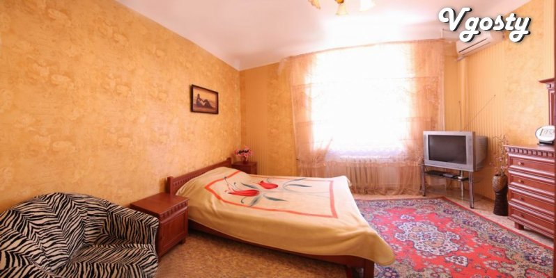 """One bedroom cozy apartment """"stalinka"""" - Apartments for daily rent from owners - Vgosty"""