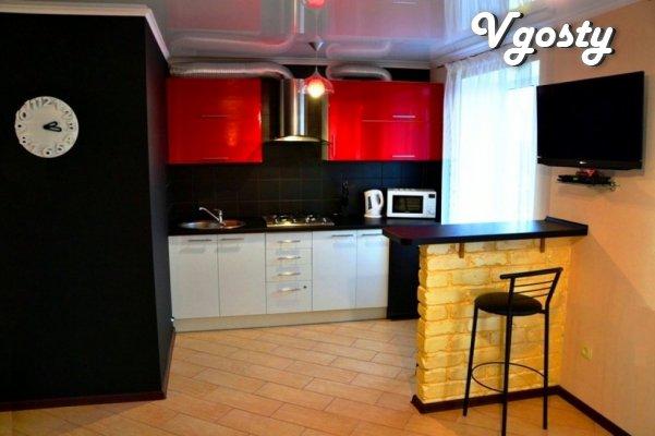 2-х комнатная VIP квартира в центре. СТИЛЬ 2015!!! - Apartments for daily rent from owners - Vgosty
